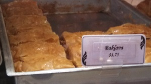 Baklava-- Of Course! Photo by Veronica Hackethal