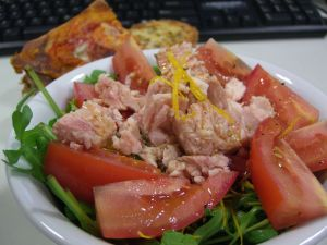 Tuna Salad Photo via Wikimedia Commons